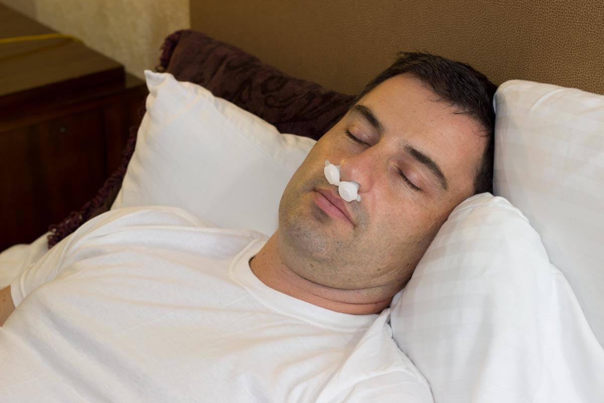bongo for sleep apnea used in bed