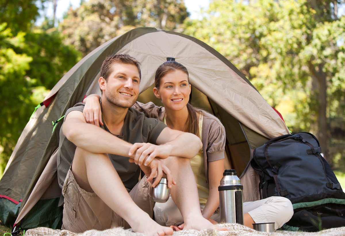 use bongo while camping